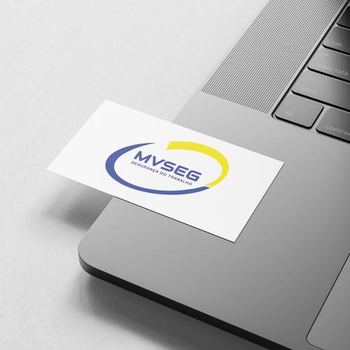 Logotipo e Cartão - MVSEG